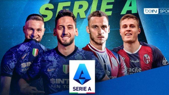 SERU! Jadwal Liga Italia Malam Ini: Inter Milan vs Bologna, Link Live Streaming TV Online