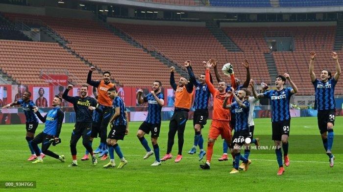 Inter Milan Juara Liga Italia, AC Milan Buat Conte Bersemangat Meski Gagal Total di Liga Champions