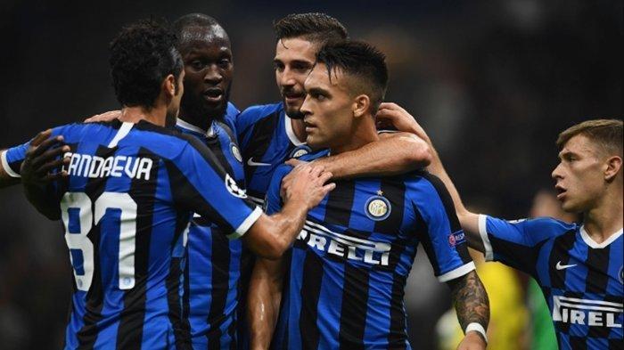 Hasil Liga Champions, Inter Milan Raih Kemenangan Perdana Berkat Lautaro Martinez & Antonio Candreva