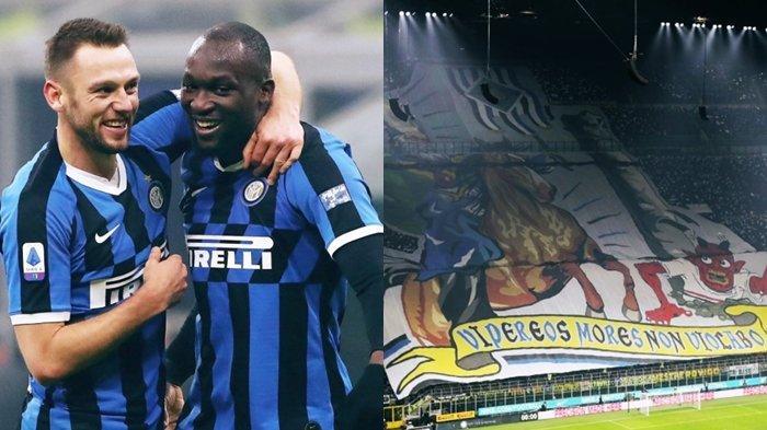 Tumbangkan AC Milan 4-2, Inter Milan Ukir Rekor Kemenangan Beruntun di Derby della Madonnina