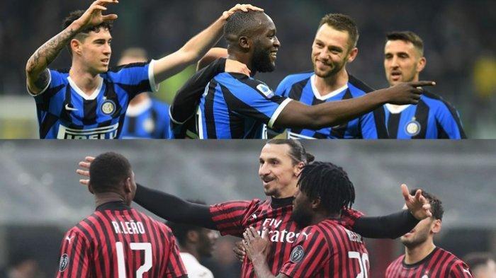 Tiba-Tiba Inter Milan dan AC Milan Menolak Latihan Bersama Jelang Liga Italia Serie A Bergulir