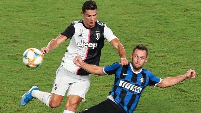 Cristiano Ronaldo Diprediksi Bakal Kalah Bersaing dari Romelu Lukaku di Liga Italia