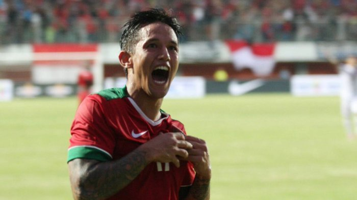 Update Liga 1: Irfan Bachdim Dikabarkan Berseragam Persib Bandung Usai Hengkang dari PSS Sleman