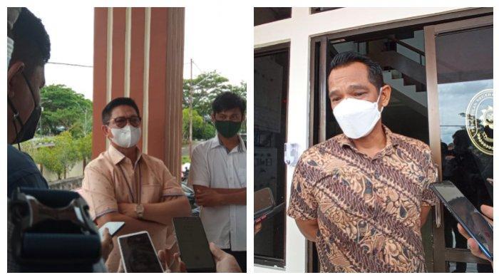 Beda Keterangan, Pertemuan Irianto Lambrie dan Iwan Setiawan di Tarakan Soal Pencemaran Nama Baik