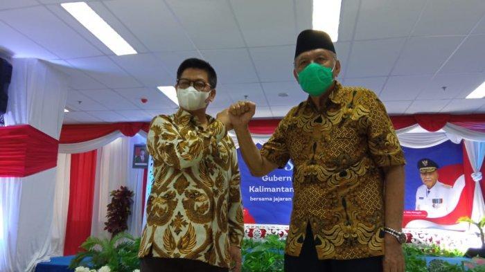 Gubernur Kaltara Irianto Lambrie Berpamitan di Tanjung Selor, Berikan Pesan ke ASN dan Penerusnya