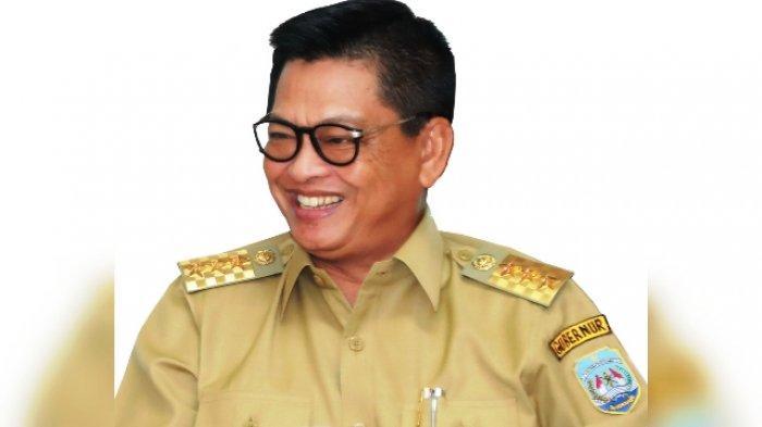 Paripurna Sumpah Janji DPRD Kaltara, Gubernur Ini Ingatkan Doa untuk Kesehatan Menkopolhukam Wiranto
