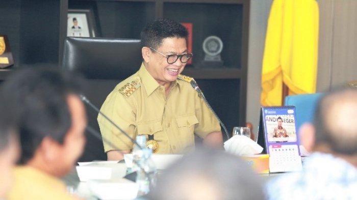 Ada Penerima Belum Beri Laporan, Gubernur Irianto Minta Penyaluran Hibah Lebih Tertib Administrasi