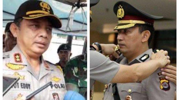 Profil Dua Calon Kabareskrim, eks Ajudan Jokowi dan Penerus Kapolri Idham Aziz di Polda Metro Jaya