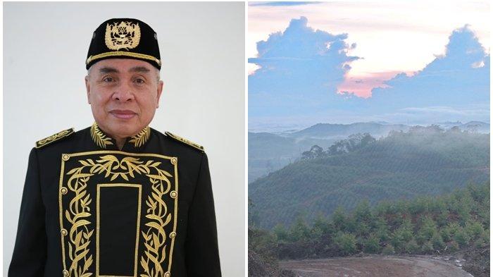 Soal Stop Pembangunan Ibu Kota Negara di Kalimantan Timur, Gubernur Isran Noor Beri Klarifikasi