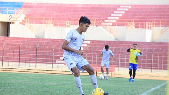 Irsan Lestaluhu Kontrak dengan Madura United Sampai 2020, Dirinya Nyaman Bersama Persiba Balikpapan