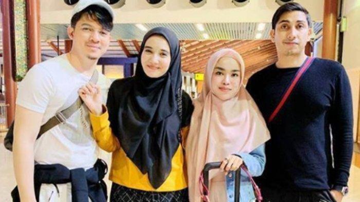 Diperiksa Polisi, Irwansyah dan Zaskia Sungkar Diam-diam Tinggalkan Polrestabes Bandung