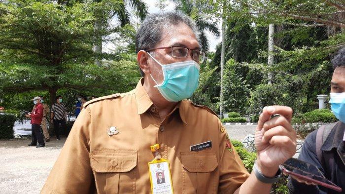 Pendaftaran Vaksinasi Covid-19 Dibuka,  Pendaftar Sudah Berjumlah 907 Orang di Kota Samarinda