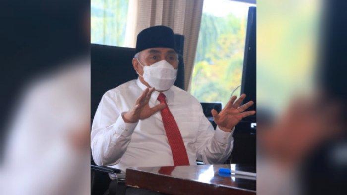 Prihatin Kematian 100 Dokter Akibat Corona, Isran Berharap Keperluan Tenaga Medis Segera Dipenuhi