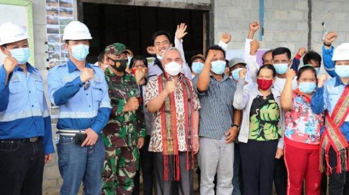Semangati Warga Dayak Benuaq untuk Giat Berternak, Gubernur Isran: Jangan Sampai Keduluan Orang