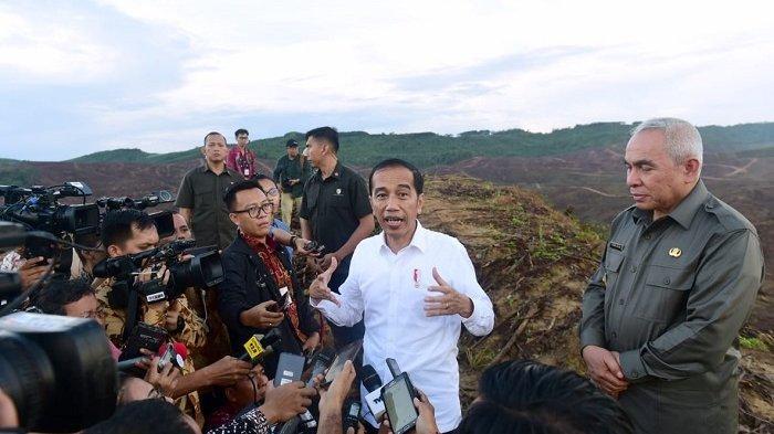 Skenario Pindah Ibu Kota Negara ke Kaltim 2024, Presiden Jokowi Perintah Pemindahan ASN Serentak