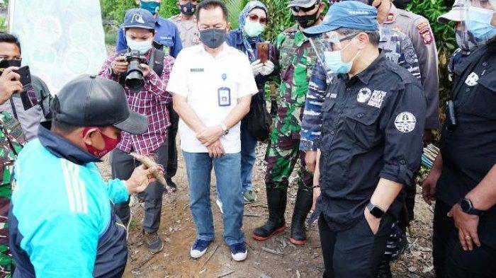 Hadiri Hari Konservasi Alam 2020 di Bontang, Wamen LHK Apresiasi Masyarakat Turut Jaga Mangrove