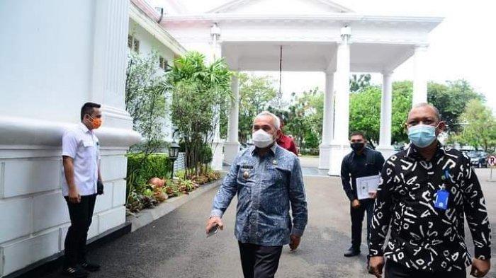 Presiden Jokowi Panggil Lima Gubernur, Salah Satunya Kaltim, Ini yang Dibahas