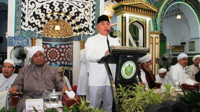 Hadiri Haul Guru Ahmad Syarwani Zuhri, Gubernur Kaltim Ingatkan Umat Islam untuk Selalu Jadi Teladan