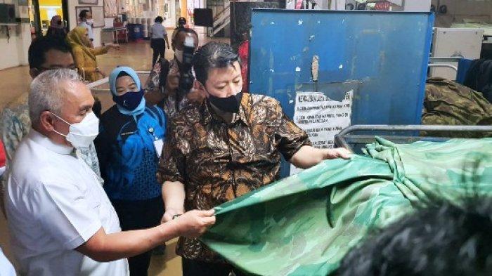 Kunjungi Pabrik Sritex, Gubernur Isran Mengaku Terpukau dengan 8 Prinsip Pak Lukminto
