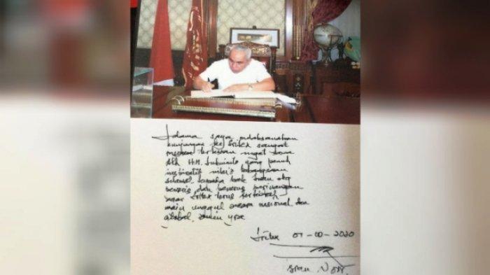 Tepat 1 Oktober Gubernur Isran Noor Injakkan Kaki di Pabrik Sritex Sukoharjo