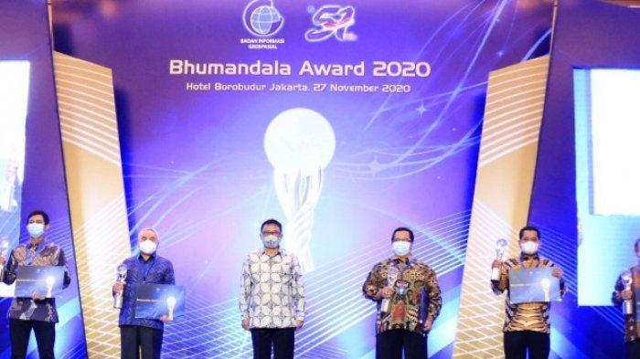 Terbaik di Luar Pulau Jawa, Kaltim Kembali Raih Bhumandala Award