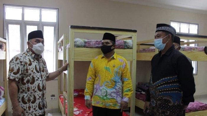 Gubernur Isran Noor Resmikan Rusun Ponpes Al Aziziyah di Mugirejo, Samarinda