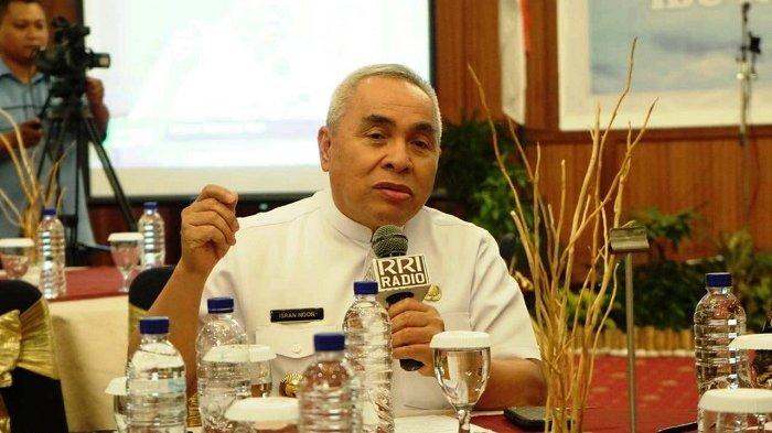 Gubernur Isran Noor Yakin Ibu Kota Negara Segera Dibangun, Target sebelum 2024 Istana Negara Berdiri