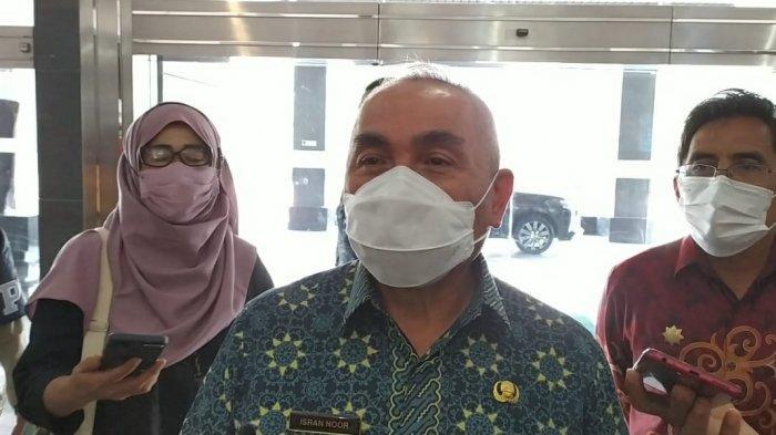 PPKM Diperpanjang, Jumlah Kasus Covid-19 di Kalimantan Timur Cenderung Turun