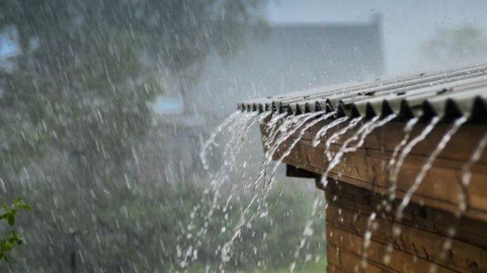 Prakiraan Cuaca BMKG di Kota Bontang 19 Februari, Wilayah Darat Hujan Lokal dan di Laut Hujan Badai