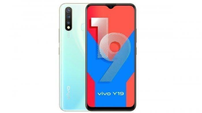 Update Terbaru Harga HP Vivo Bulan Februari 2021 dan Spesifikasi Lengkapnya Ponsel VivoY19