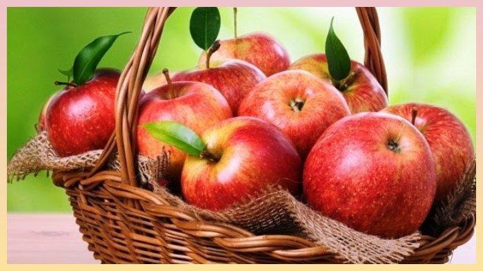 Ternyata Apel Memiliki Kandungan yang Sangat Bermanfaat Bagi Kesehatan, Bisa Mencegah Risiko Stroke