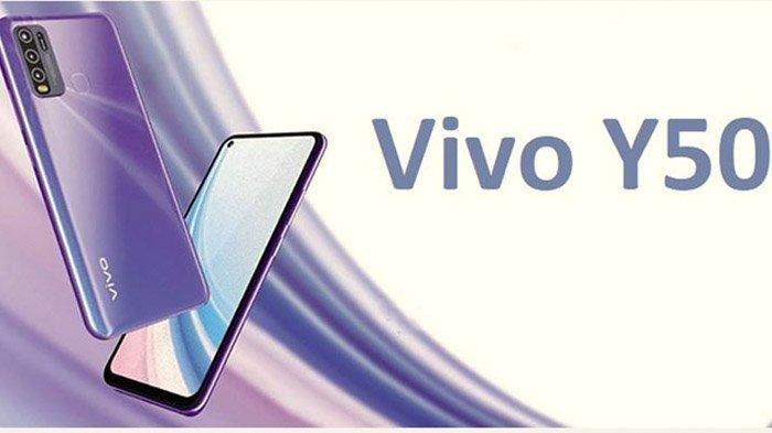 UPDATE Harga dan Spesifikasi Lengkap HP Vivo Bulan Januari 2021, Vivo Y12s, Vivo Y50, Vivo X50 Pro