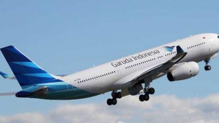 Sempat 1 Jam Berputar-putar di Udara, Detik-detik Pesawat Garuda Gagal Mendarat Karena Cuaca Buruk