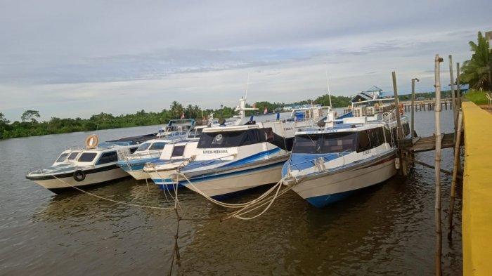 Siapkan Dana Rp 200 Juta, Perbaiki Tiang Dermaga Speedboat Penajam, Tahun Ini Diperbaiki