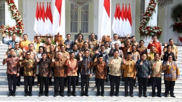 Isu Reshuffle Kabinet, Sosok 6 Menteri yang Disebut-sebut Bakal Diganti hingga Menteri Berinisial M