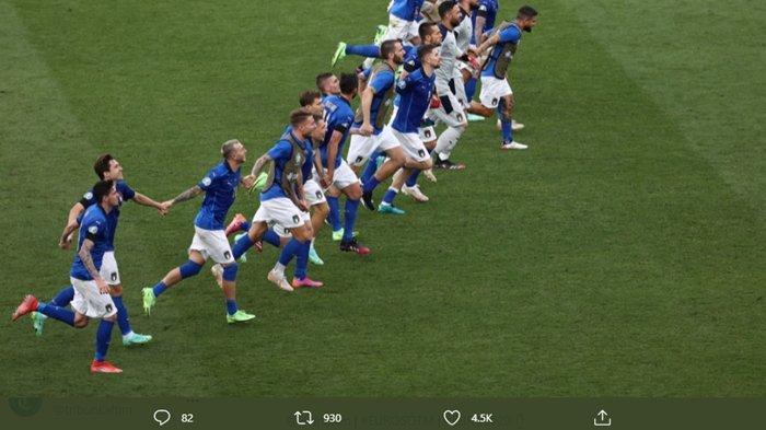 Hasil & Klasemen Euro 2020 Terbaru: Italia Sempurna, Gareth Bale Cs Dampingi Gli Azzurri di 16 Besar