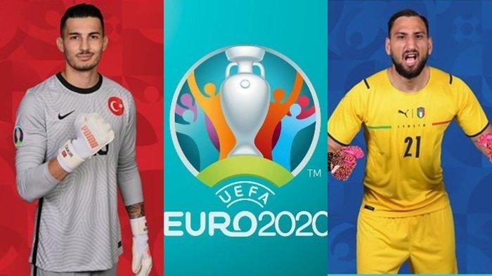 Prediksi, Line Up & Jadwal Tayang Euro 2020 Turki vs Italia, Gelandang AC Milan Jadi Pembeda