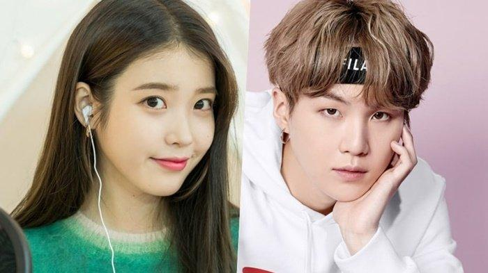 Single Kolaborasi IU dan Suga BTS, Momen Comeback IU hingga Puncaki Tangga Lagu Dunia