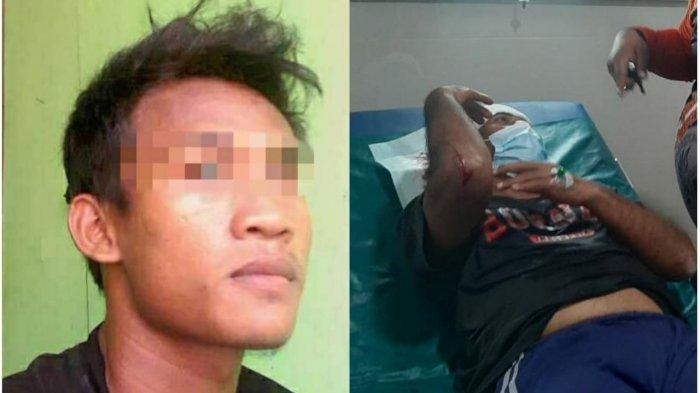 Polisi Masih Buru Pelaku Pembacokan di Samarinda yang Kabur ke Hutan, 3 Saksi Dimintai Keterangan