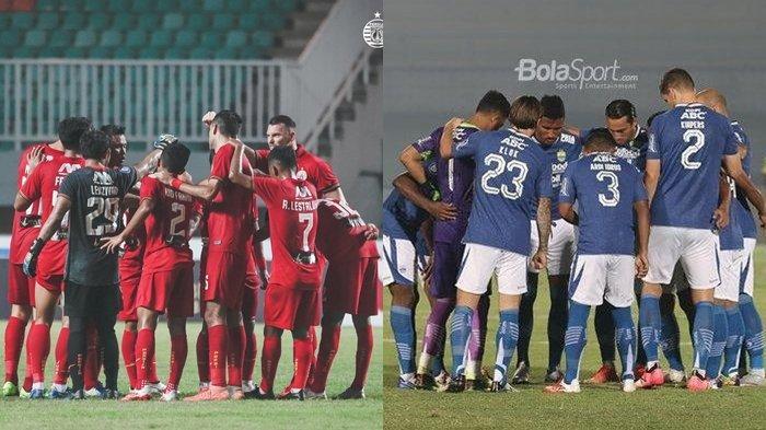 Live Indosiar, Jadwal Liga 1 Pekan Ini: Persija dan Persib Sama-sama Jumpa Lawan Berat