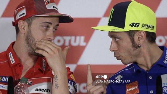 Jelang MotoGP Inggris 2021: Yamaha Pecat Vinales, Valentino Rossi Bakal Punya Duet Impian