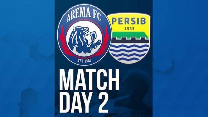 Jadwal Arema FC vs Persib Bandung Berubah, Aremania dan Bobotoh Wajib Tahu, Mulai Pukul 15.30 WIB!