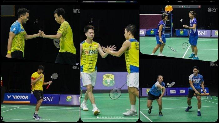 Jadwal Badminton Olimpiade Tokyo Hari Ini, Ada Marcus/Kevin, Live TVRI dan Streaming Vidio.com