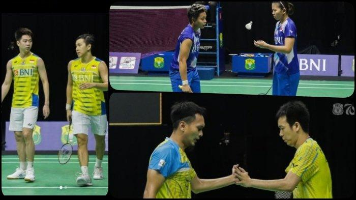 Jadwal Badminton Olimpiade Tokyo Selasa 27 Juli 2021, Laga Seru Greysia/Apriyani, Minions & Daddies