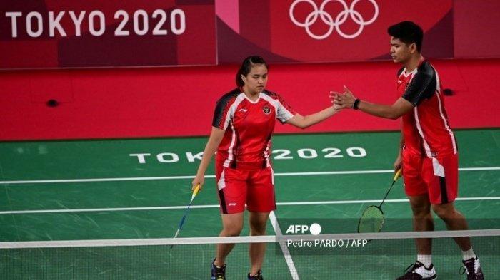 Jadwal Badminton Olimpiade Tokyo Senin 26 Juli 2021, Praveen/Melati Berebut Juara Grup dengan Jepang