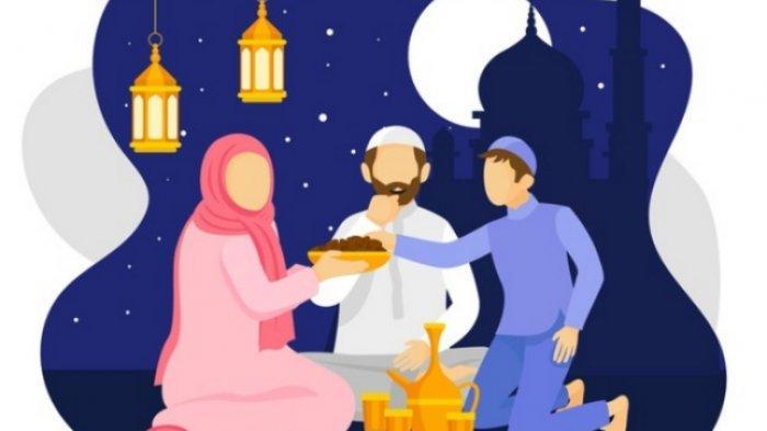 Jadwal Buka Puasa dan Imsakiyah DKI Jakarta, Sabtu 17 April 2021, Lengkap 30 Hari Ramadhan 1442 H