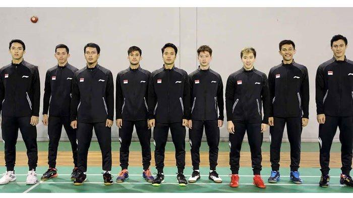 Jadwal dan Link Live Streaming Final Badminton Asia Team Championships 2020, Indonesia vs Malaysia