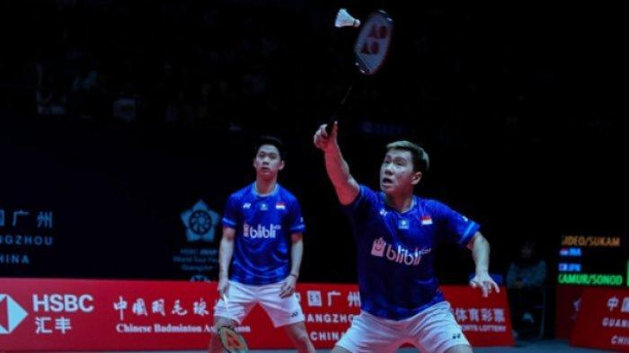 Dipecundangi Marcus/Kevin 5 Kali, Malaysia Petik Pelajaran, Live Streaming Indonesia Masters 2020