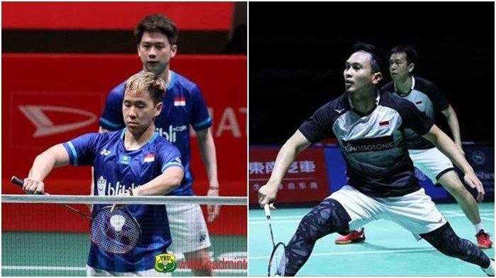 Final Indonesia Masters 2020 - Lagi-lagi Perang Saudara, Ahsan/Hendra Tantang Marcus/Kevin!