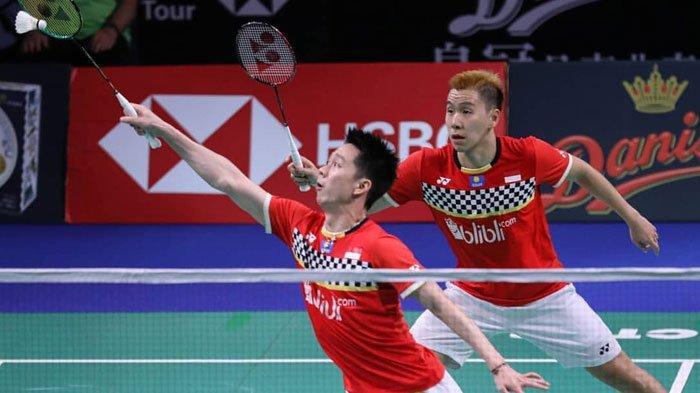 Jadwal dan Live Streaming Denmark Open 2019 di TVRI, 4 Wakil Indonesia Berlaga Rebut Tiket Final